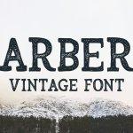 Arber Vintage Font