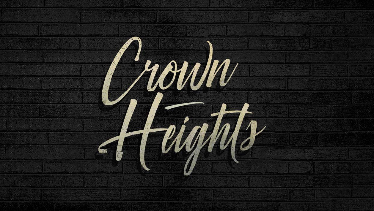 Crown-Heights-Font
