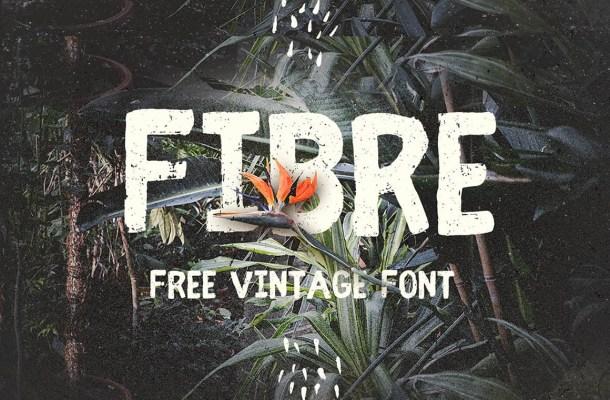 Fibre Font