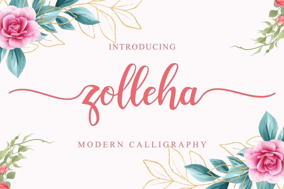 Zolleha-Font