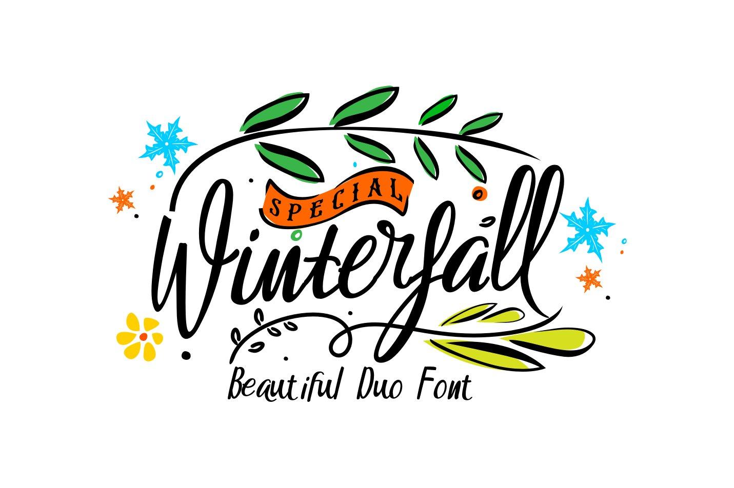Winterfall-Font