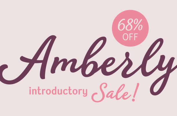 Amberly Font Family