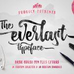 The Everlast Font