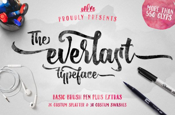 The Everlast Font
