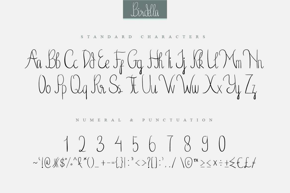Birdella-Font-3