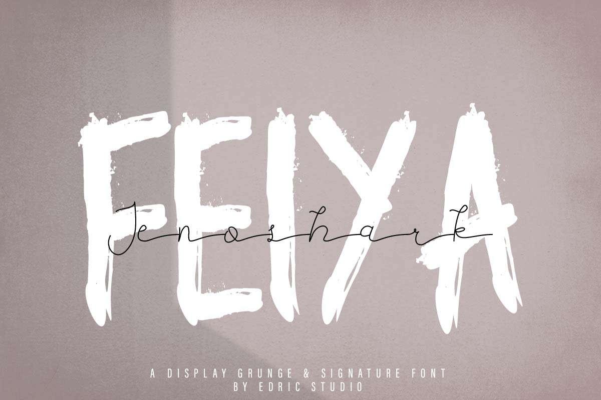 Jenoshark-Feiya-Font-2
