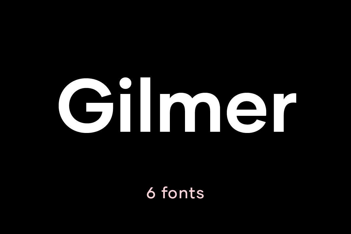 Gilmer-Font