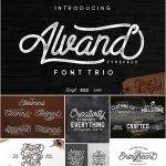 Alvand Font Family