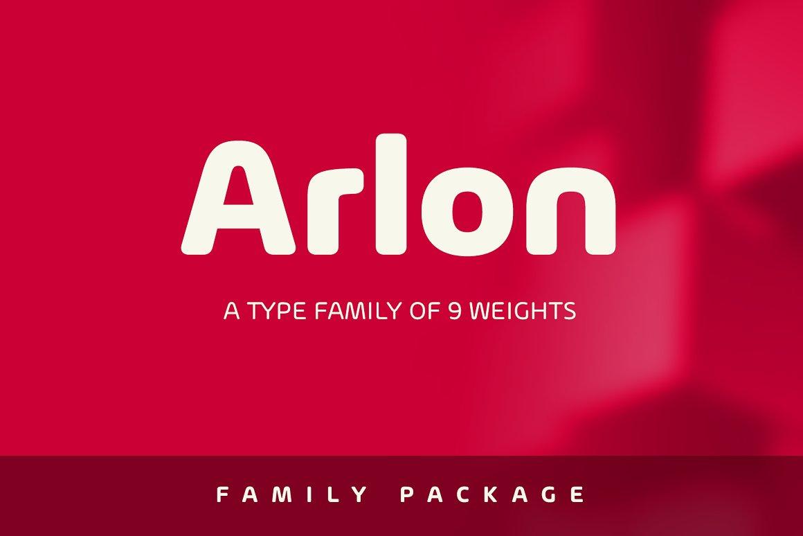 Arlon-Font