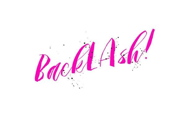 Backlash Script Font