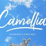 Camellia Script Font