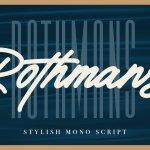 Calibre & Rothmans Font Duo