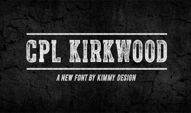 CPL Kirkwood Font Family