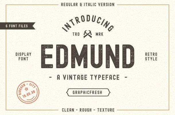 The Edmund Font