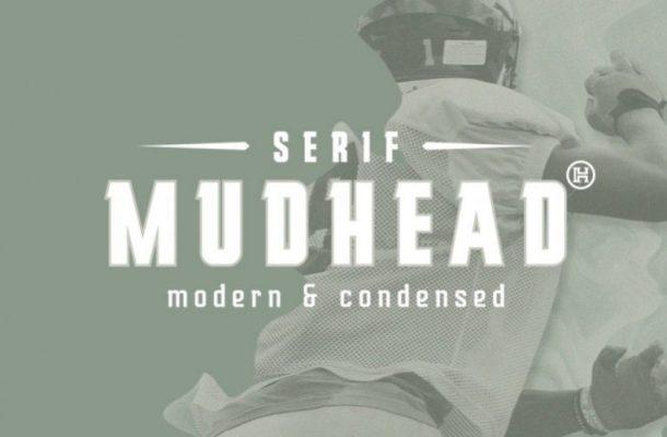 Mudhead Serif Font Family