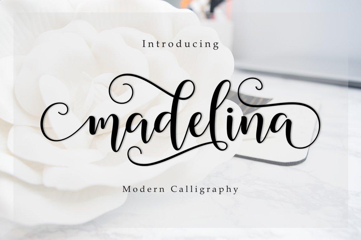 Madelina-Font