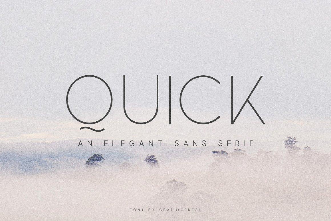 Quick-Font