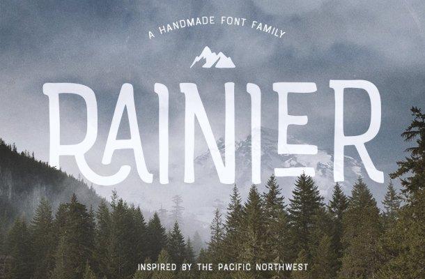 Rainier Font Family