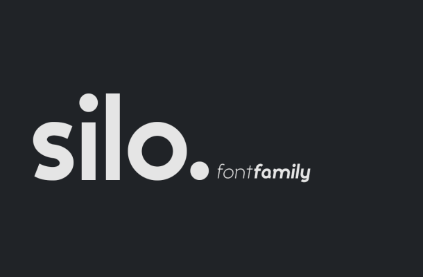 Silo Font Family