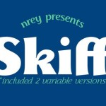 Skiff Font Family – Free Demo