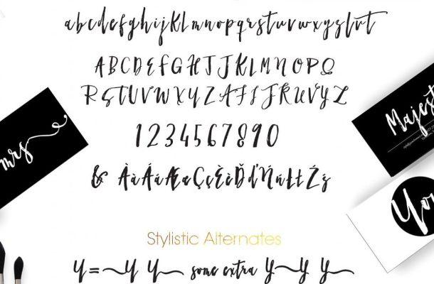Skylar Font Bold+Regular