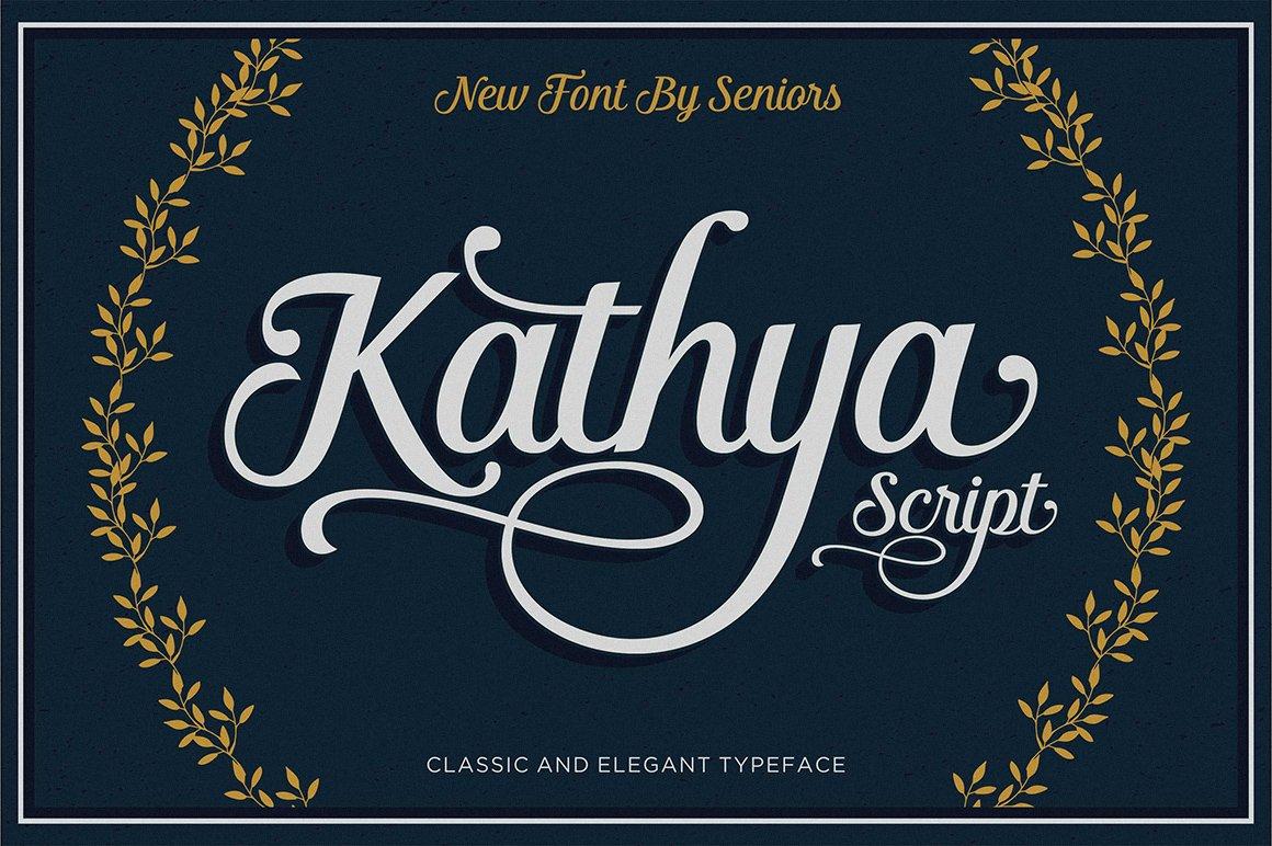 Kathya-Font