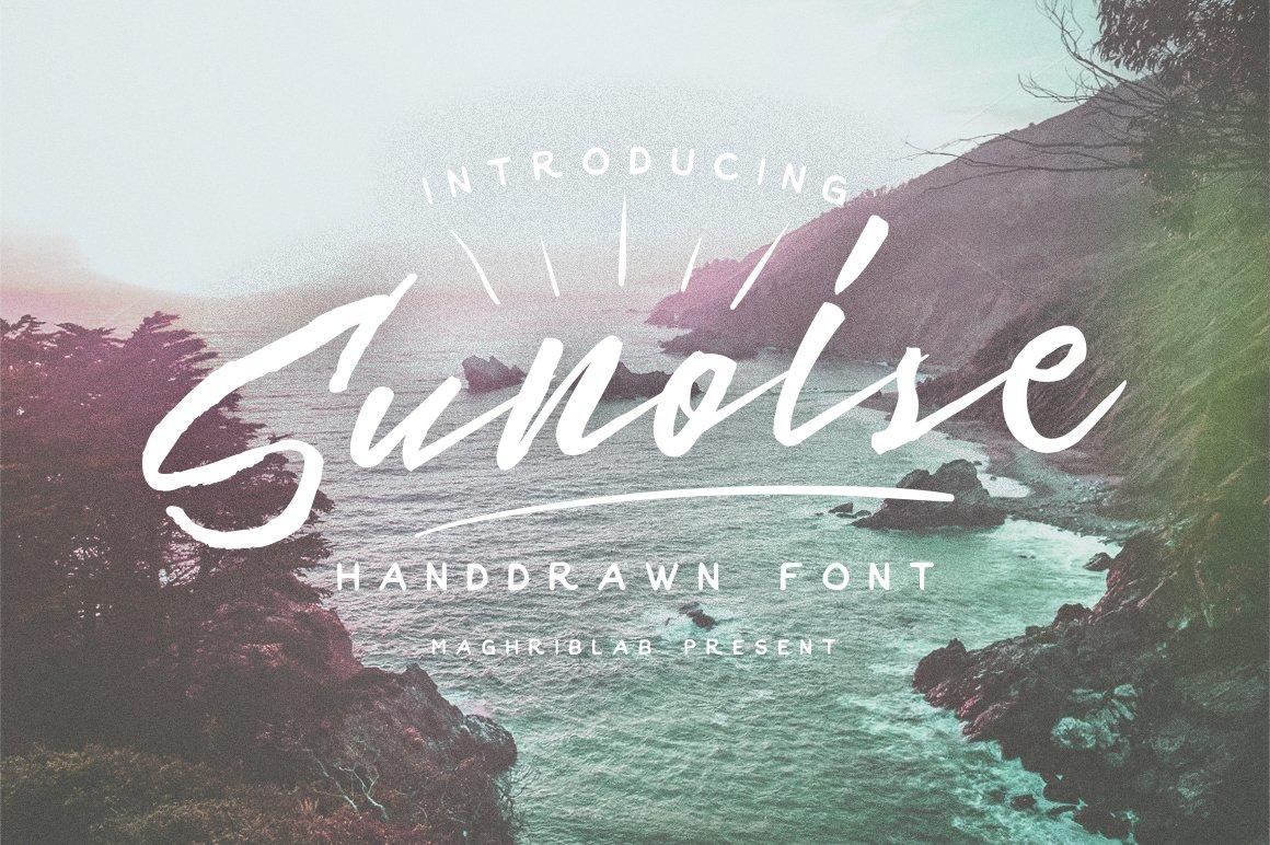 Sunoise-Font