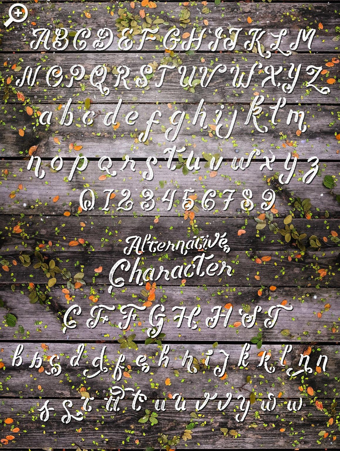 Bladekade-Font-4