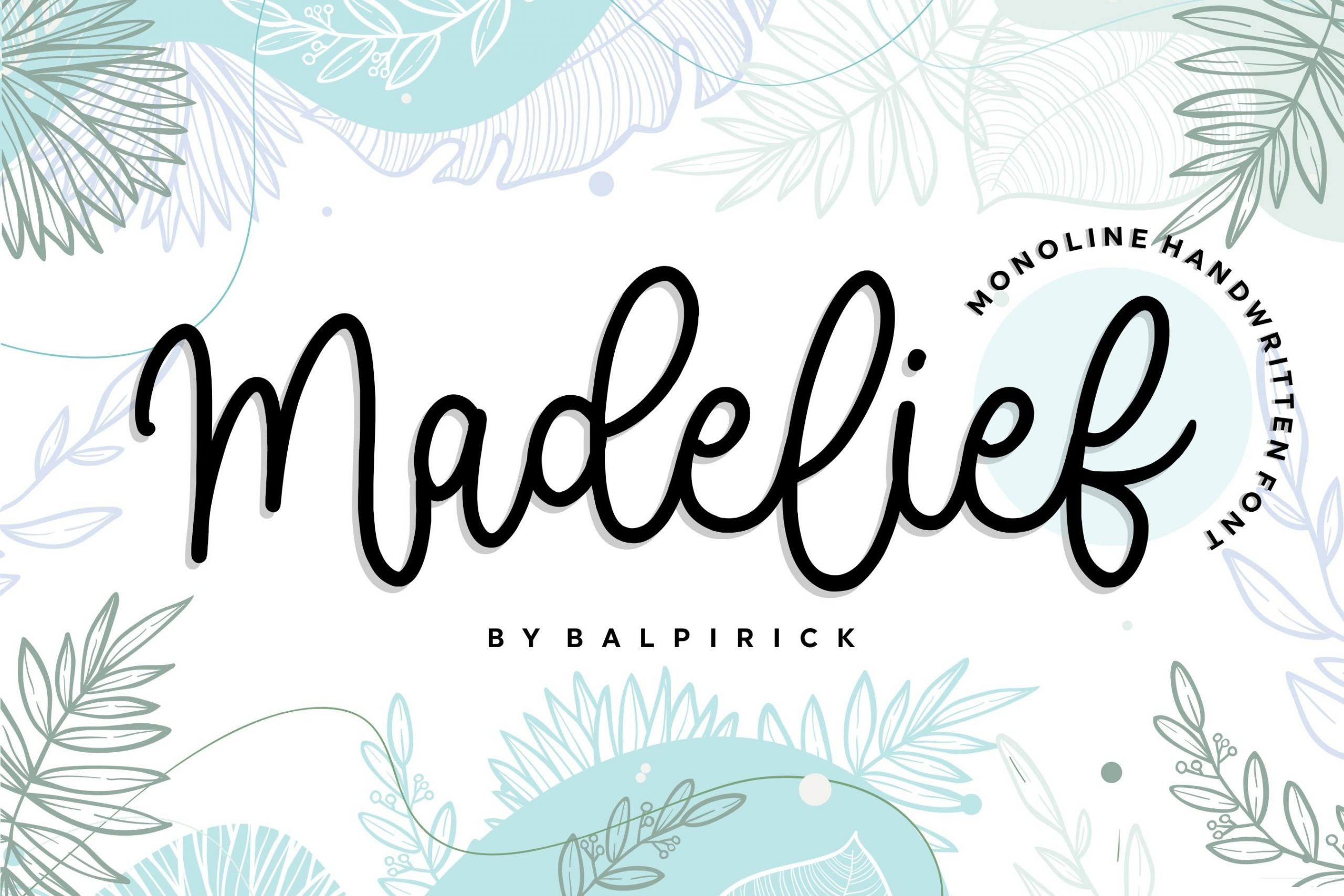 Madelief-Font