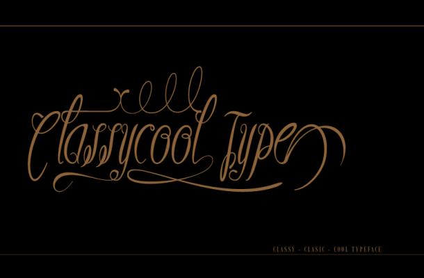 Classycool Font