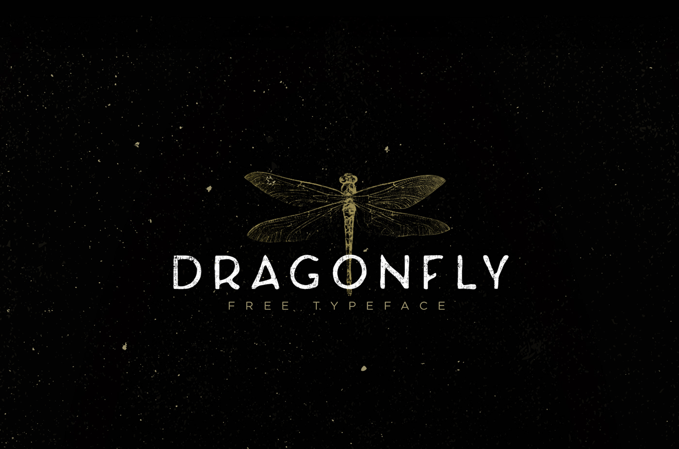 Dragonfly-Font