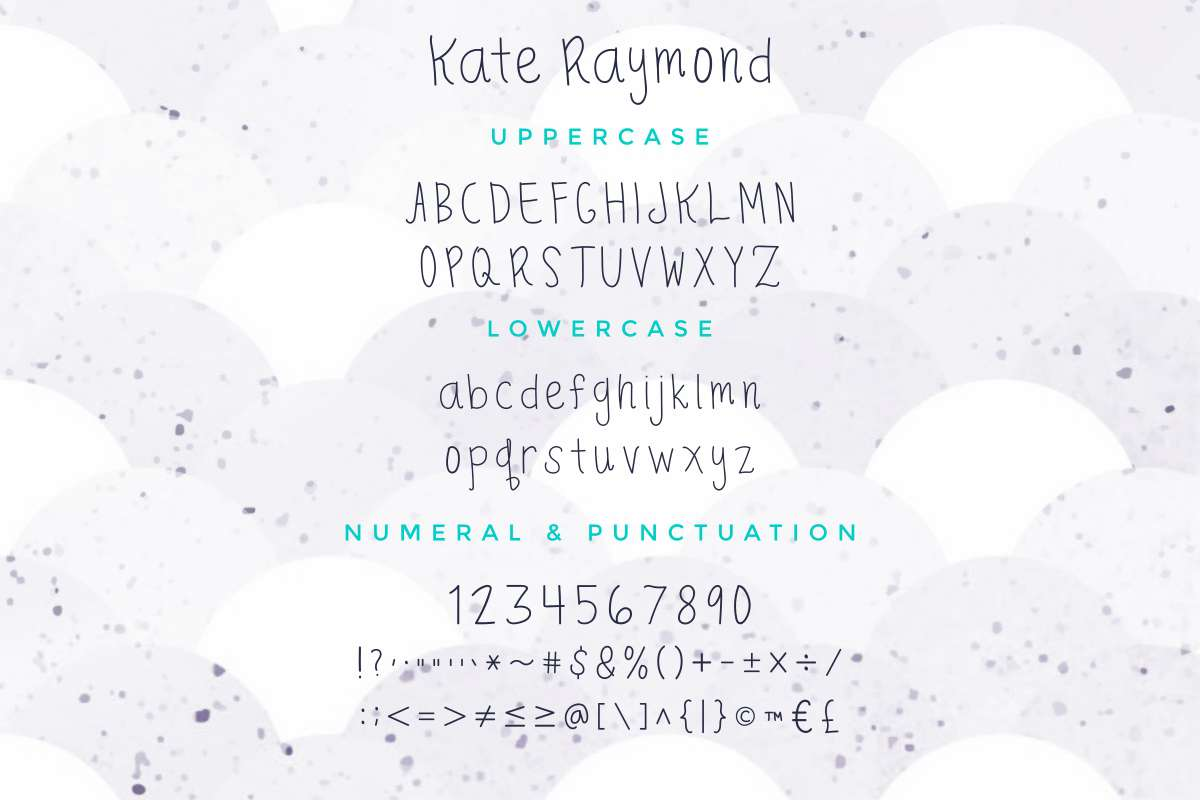 Kate-Raymond-Font-3