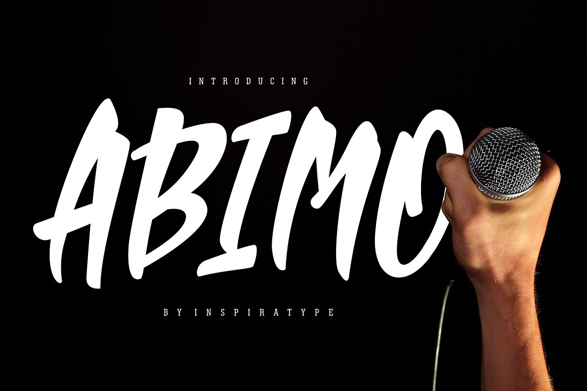 Abimo-Font