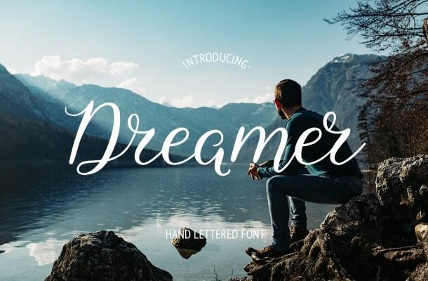 Dreamer Script Font
