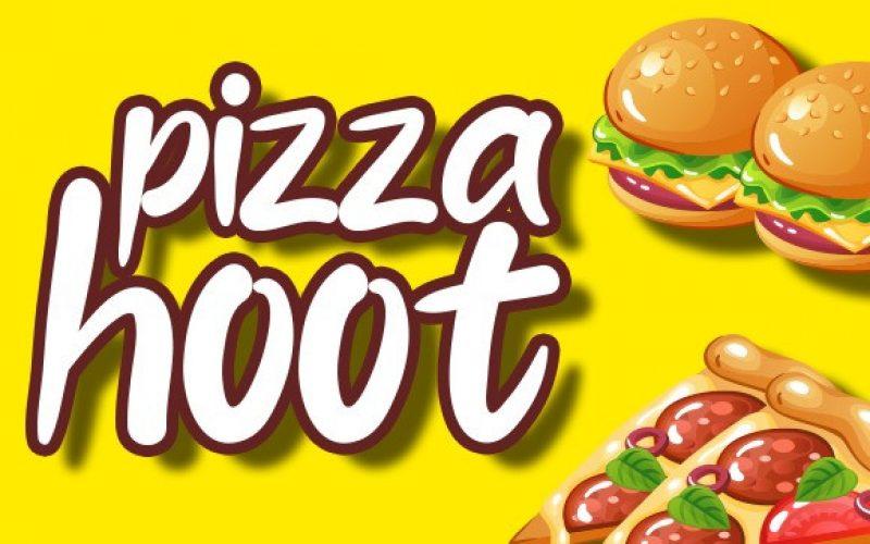 Pizza-Hoot-Font