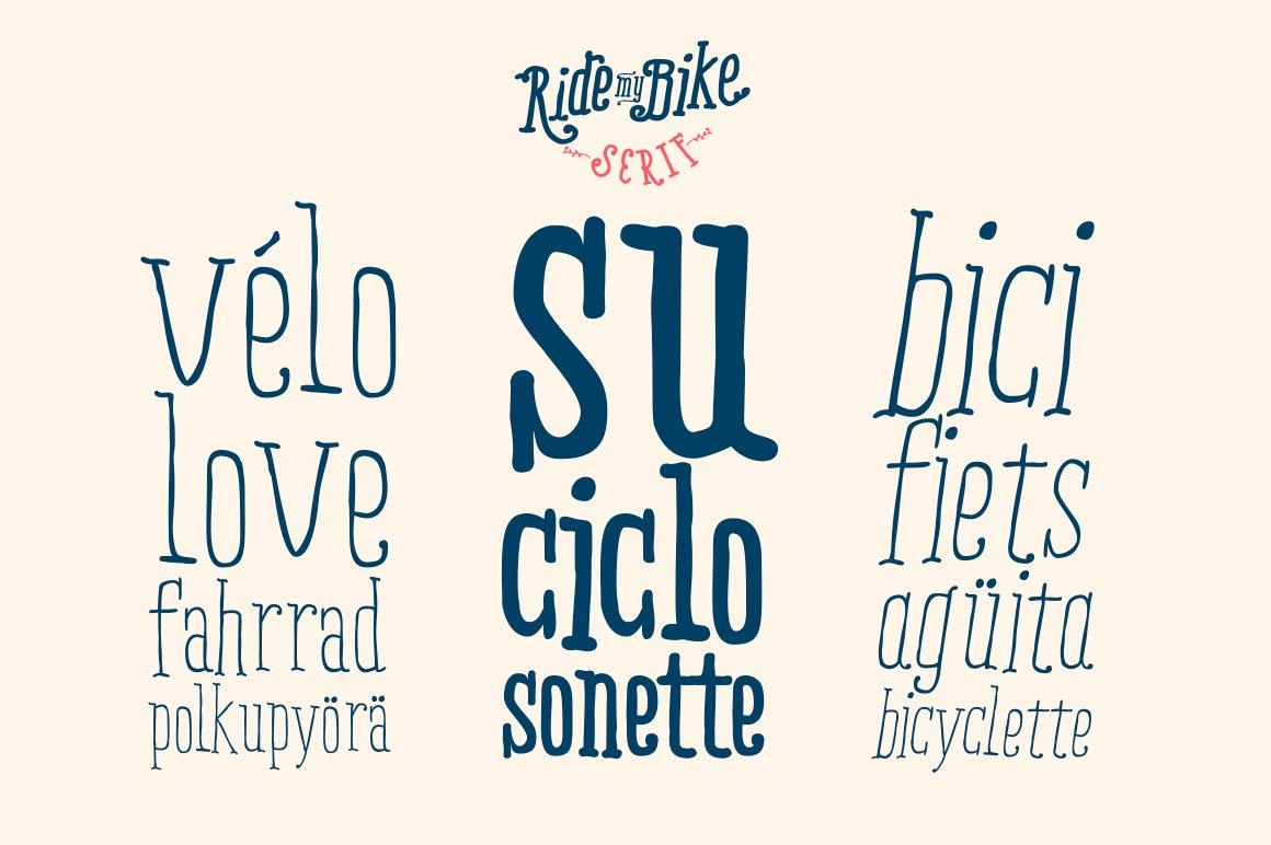 Ride-My-Bike-Font-3