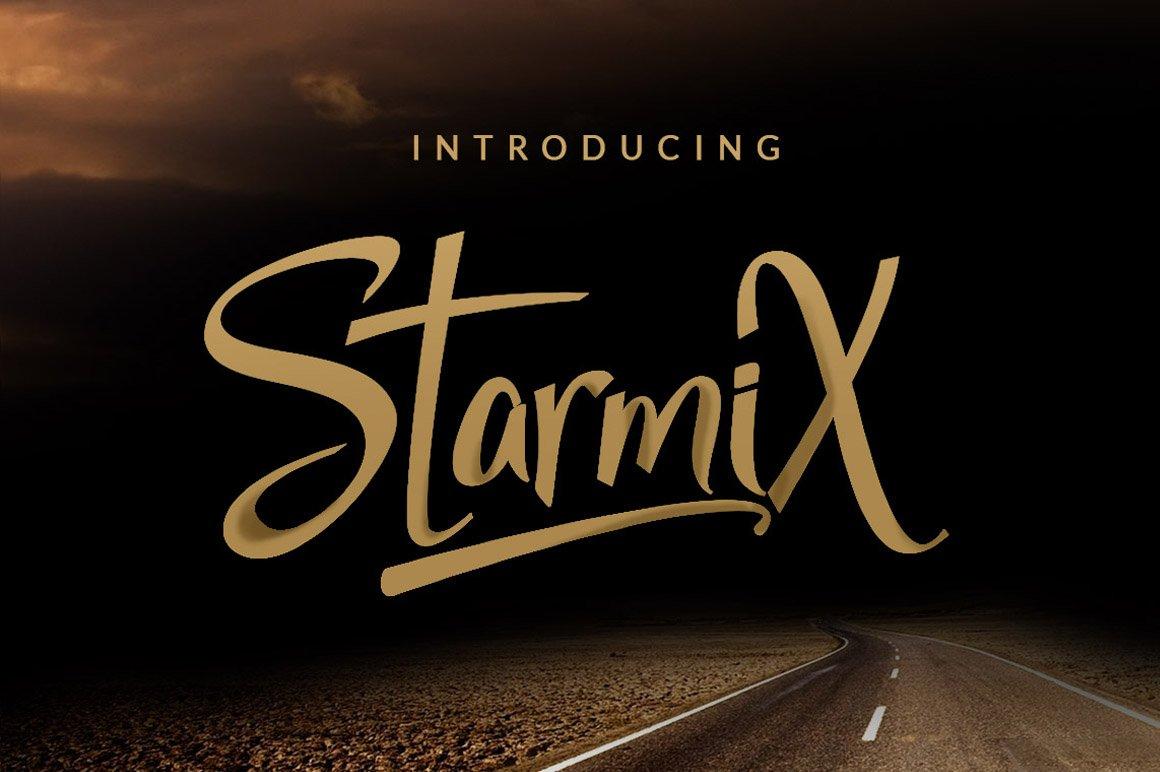 StarmiX-Font