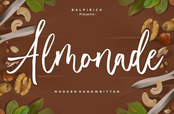 Almonade Font