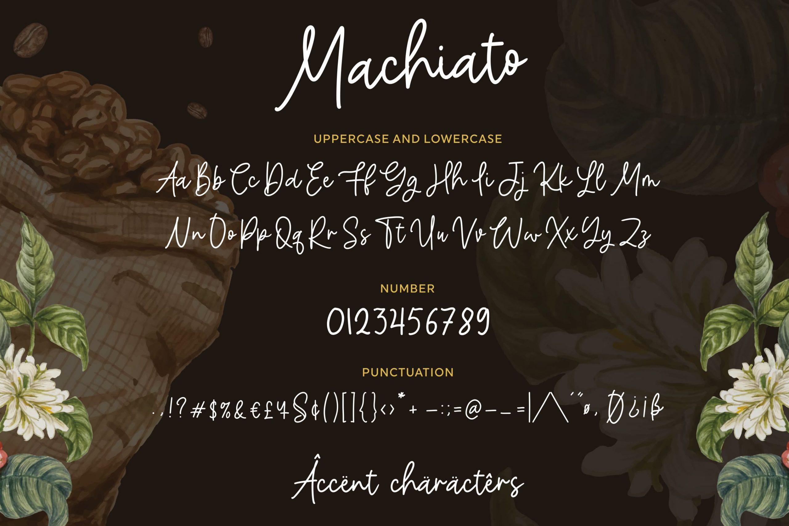 Machiato-Font-3