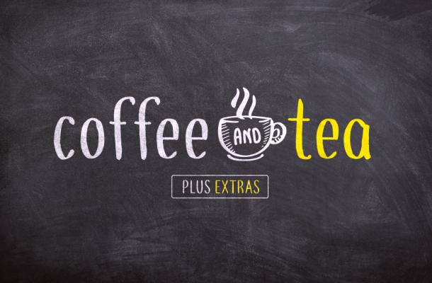 Coffee And Tea Font