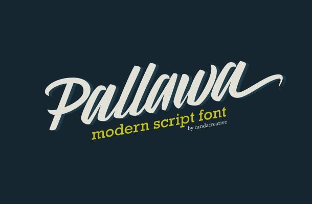 Pallawa Font