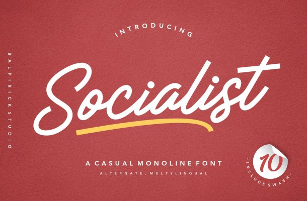 Socialist Font