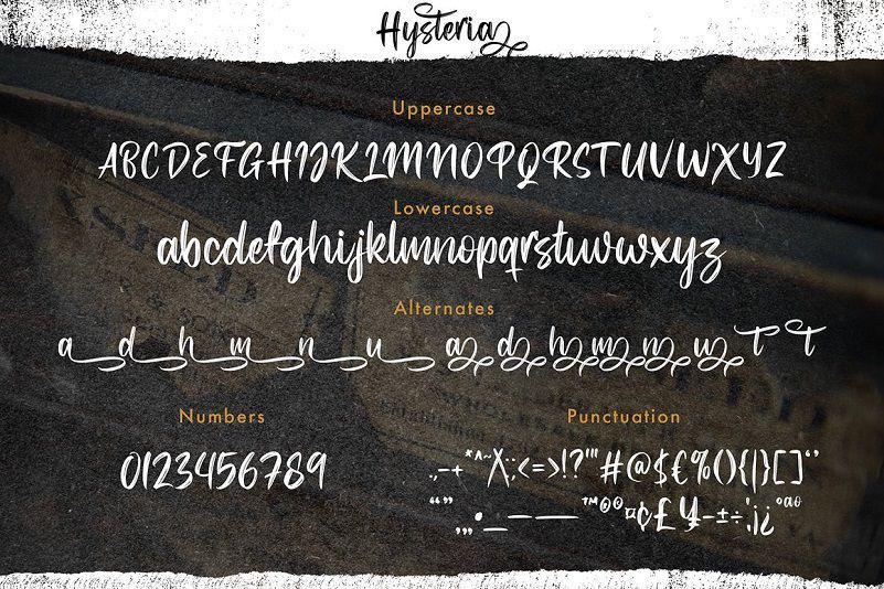 Hysteria-Brush-Script-Font-3
