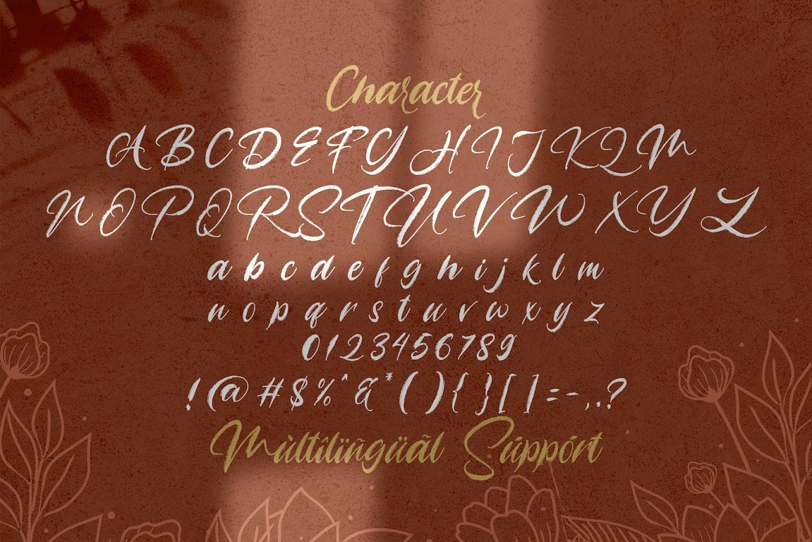 Angelicy-Textured-Brush-Font-3