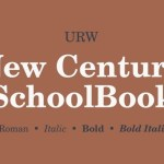 Century Schoolbook Serif Font