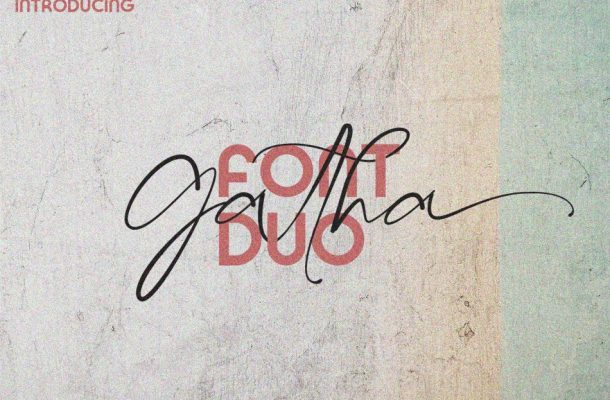 Gatha Free Font Duo