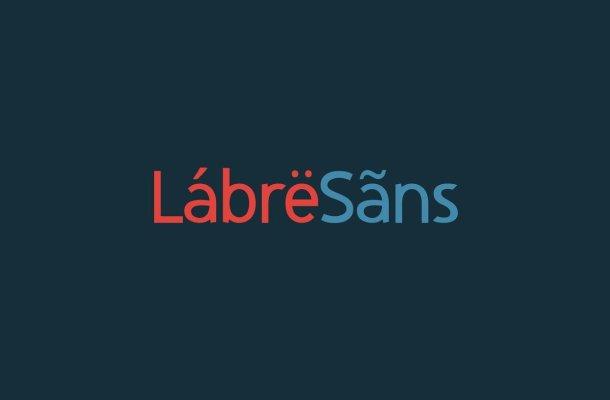 Labre Sans Serif Font