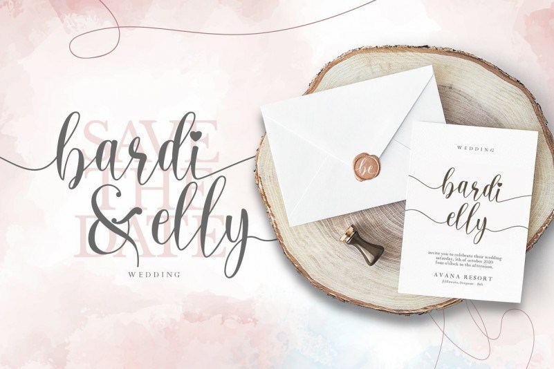 Lovely-Calligraphy-Font-2