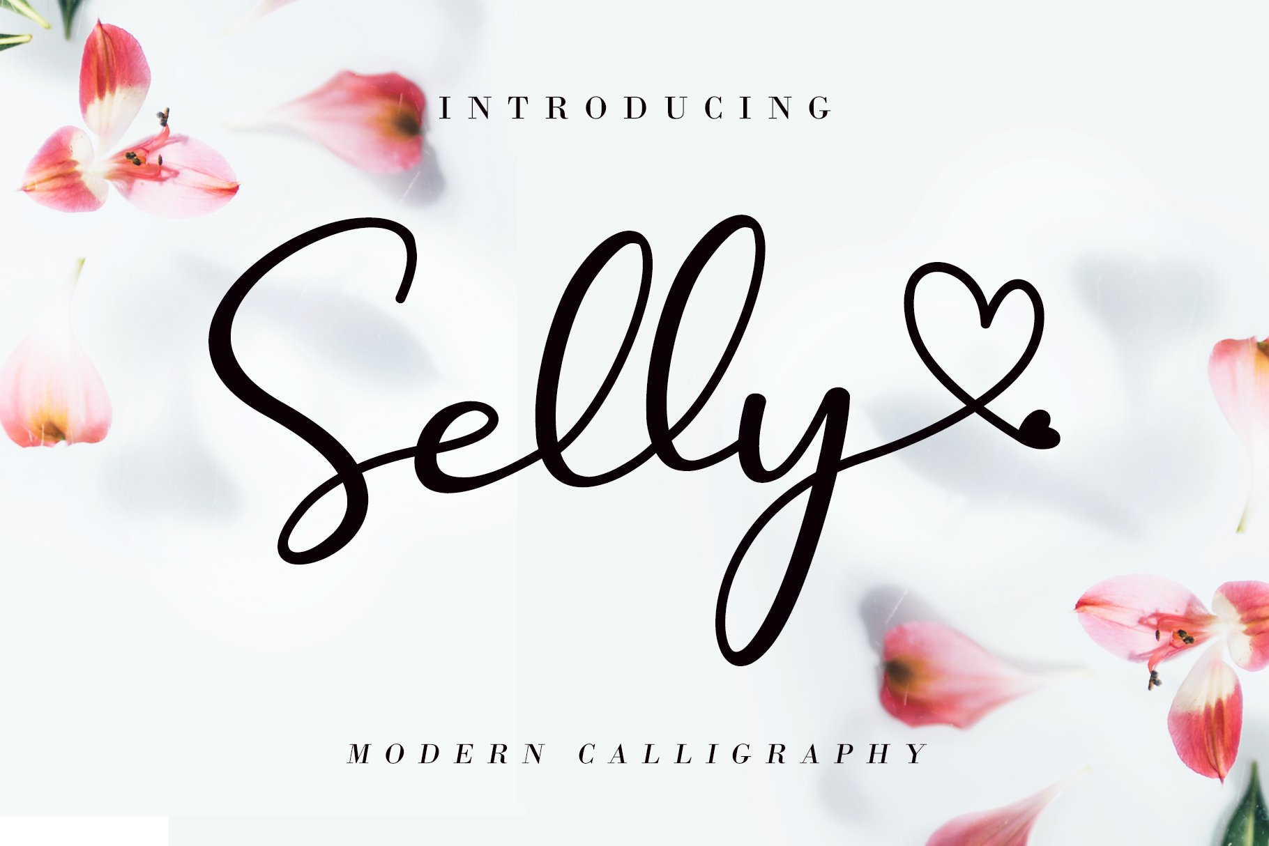 Selly-Font