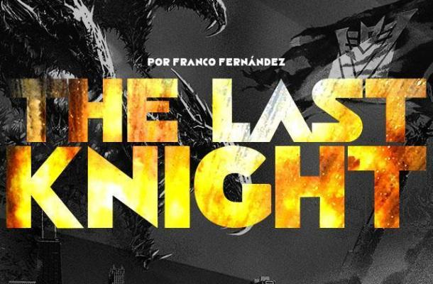 The Last Knight Sans Serif Font